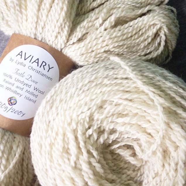 Aviary from Tolt Yarn and Wool in Carnation, Washington
