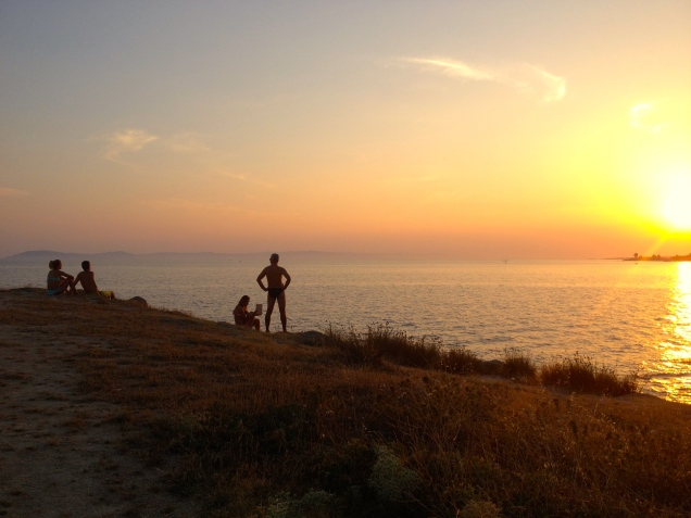 summer in Halkidiki