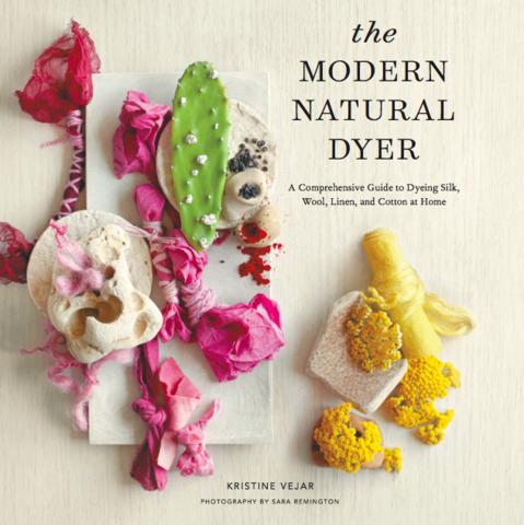 Modern Natural Dyer Kristine Vejar
